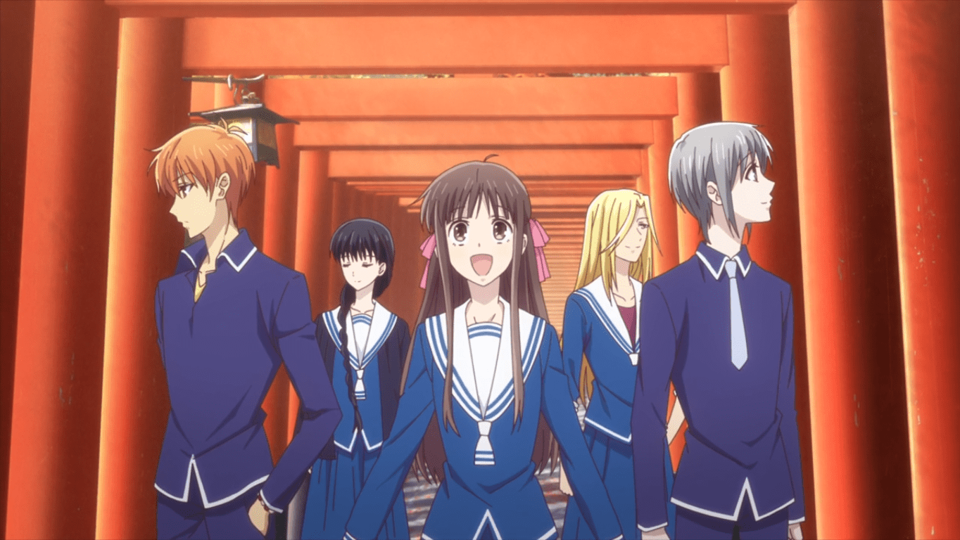 You Will Fruits Basket