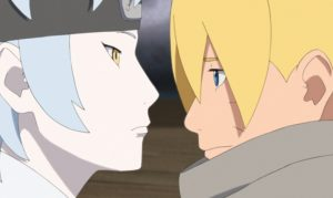 escaping the tightening net boruto anime 162 review