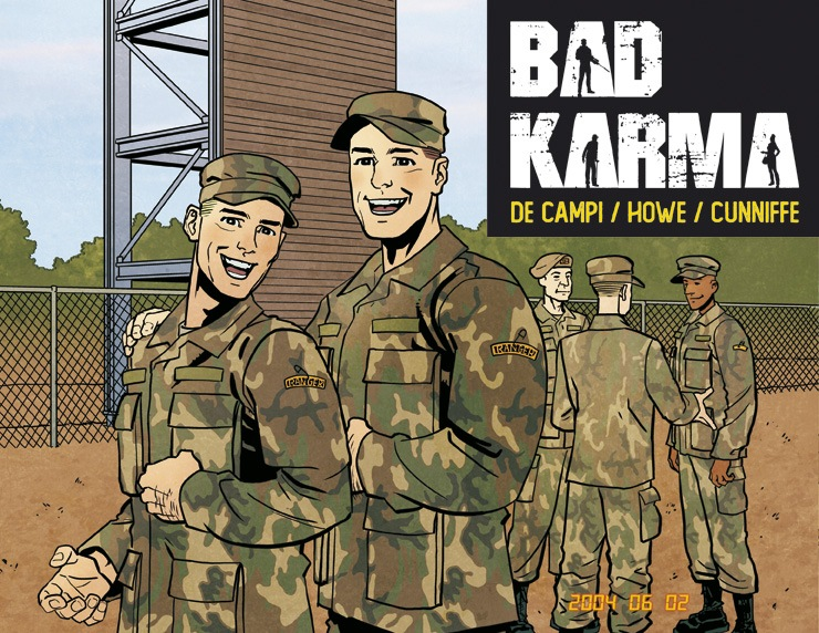 Bad Karma Issue 2 review