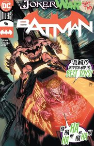 Batman Issue 96 Review