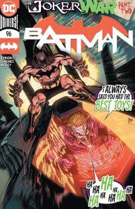Batman Issue 96 Review