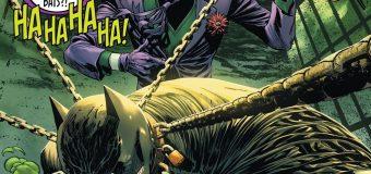 Comic Book Reviews (Week August 19, 2020): Batman Issue 97, Ryu vs Chun-Li, and More!