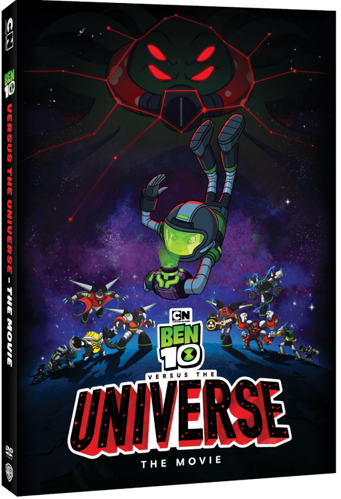 Ben 10 vs the Universe movie
