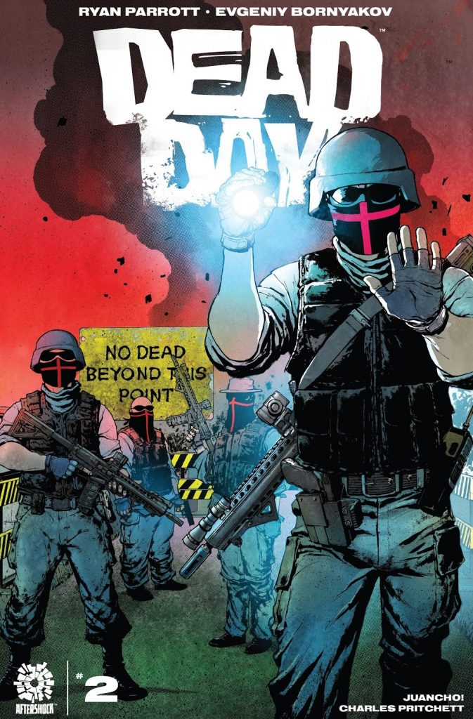 Dead Day Issue 2 review