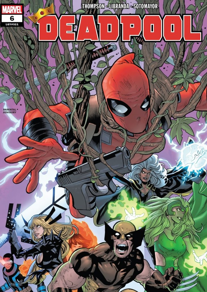 Deadpool Issue 6 review