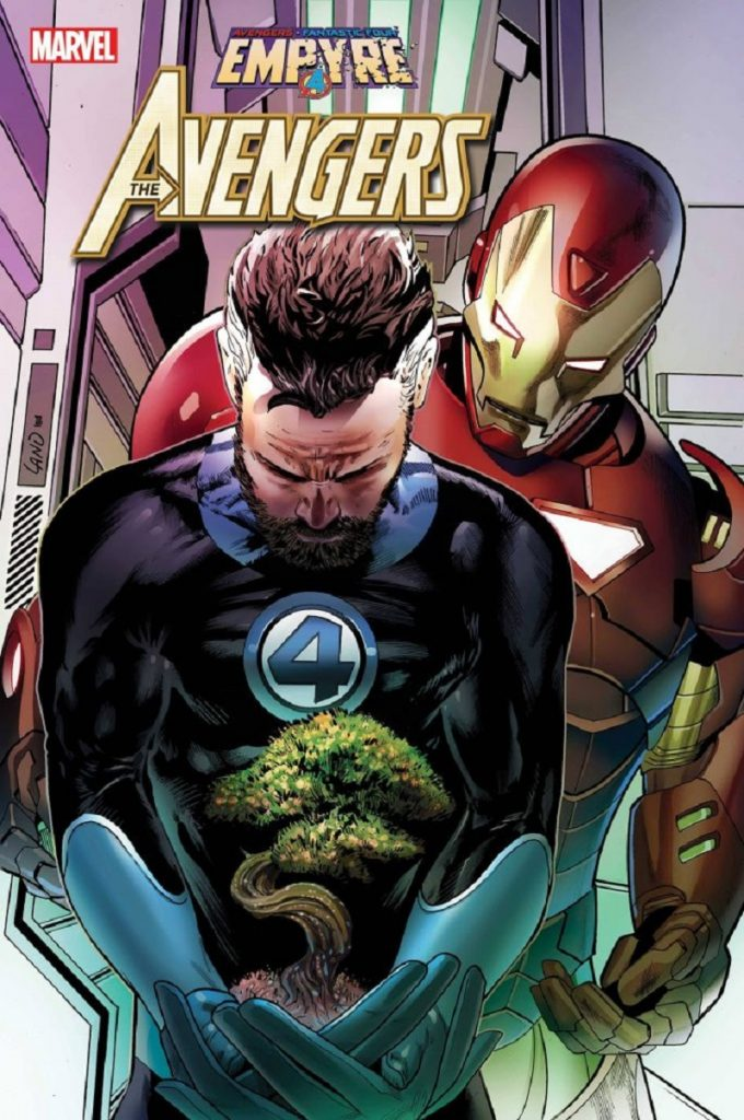Aftermath Empyre Avengers Issue 1