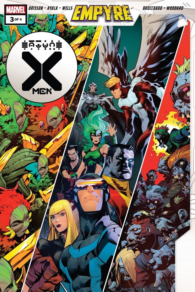 Empyre X-Men Issue 3 review