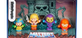 Mattel Launches New Masters of the Universe Toys at Power-Con