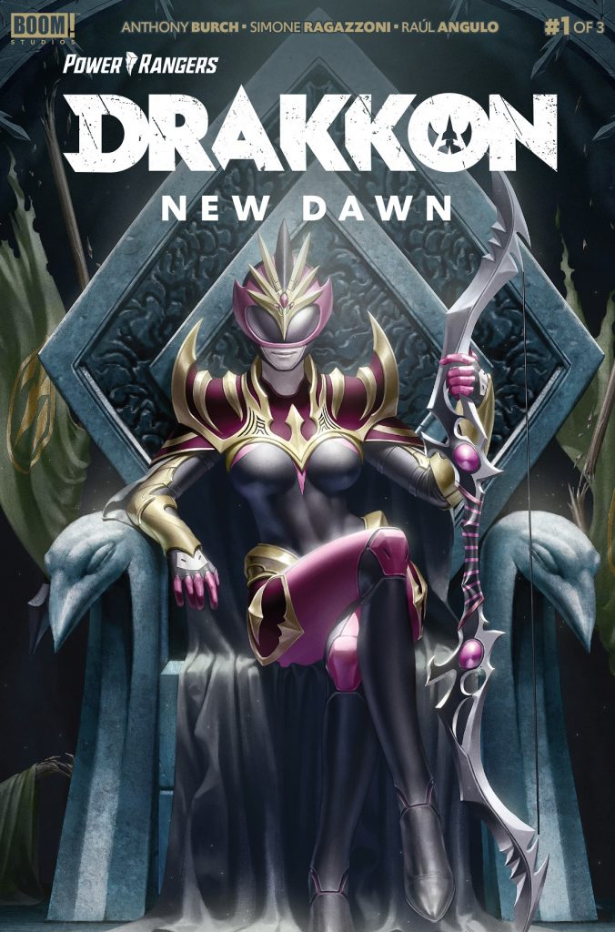 Drakkon New Dawn issue 1 review