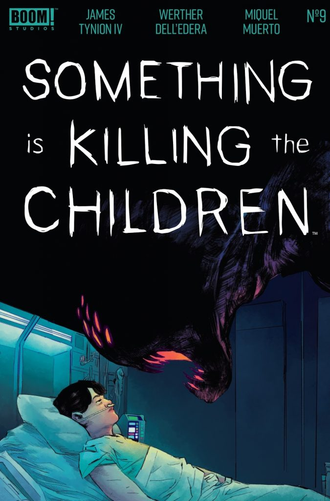 something is killing the children issue 9 review