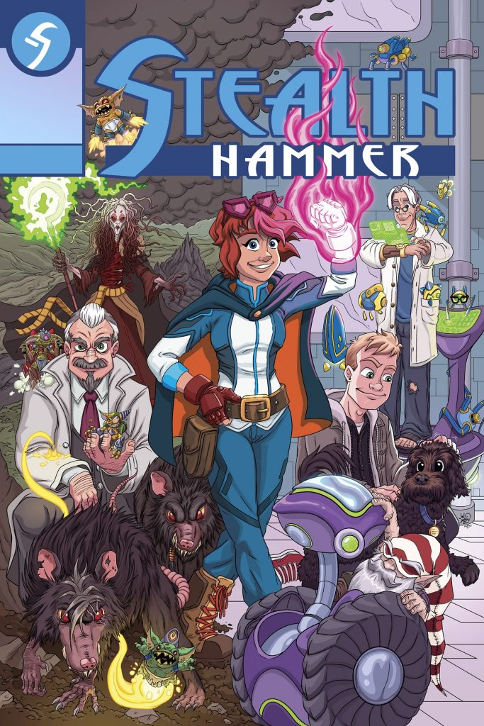 stealth hammer kickstarter