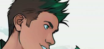 """Learning to Accept Yourself – """"Teen Titans: Beast Boy"""" Graphic Novel Review"""