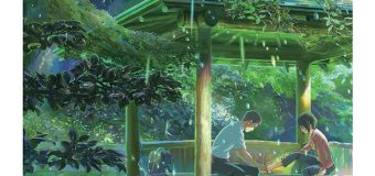 "Yen Press to Publish Novel for Makoto Shinkai's ""The Garden of Words"""