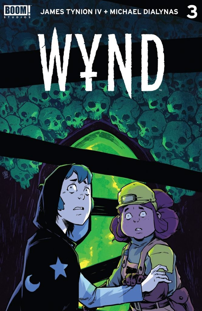 Wynd Issue 3 review