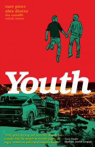 Youth issue 1 Darkhorse Comics physcial