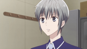 Are You Okay Fruits Basket Yuki