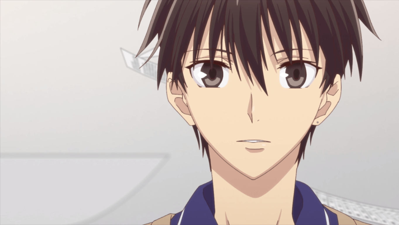 Are You Okay Fruits Basket Kakeru