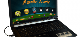 """""""The Attention Arcade"""" From BrainLeap Aims to Improve Attention Skills"""