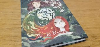 """Every Enchantment Has a Price – """"The Daughters of Ys"""" Graphic Novel Review"""