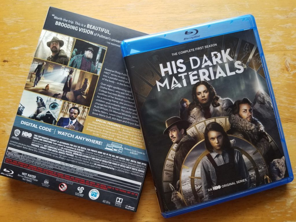 His Dark Materials Season 1 Blu-ray