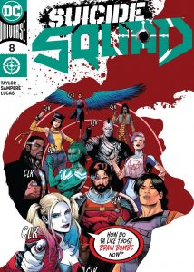 suicide squad issue 8 review