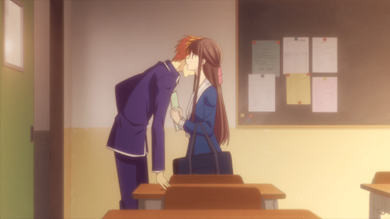 That Isn't What I Want Fruits Basket