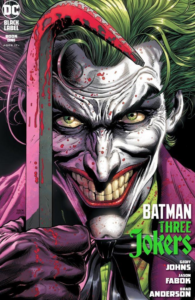 batman three jokers issue 1 review