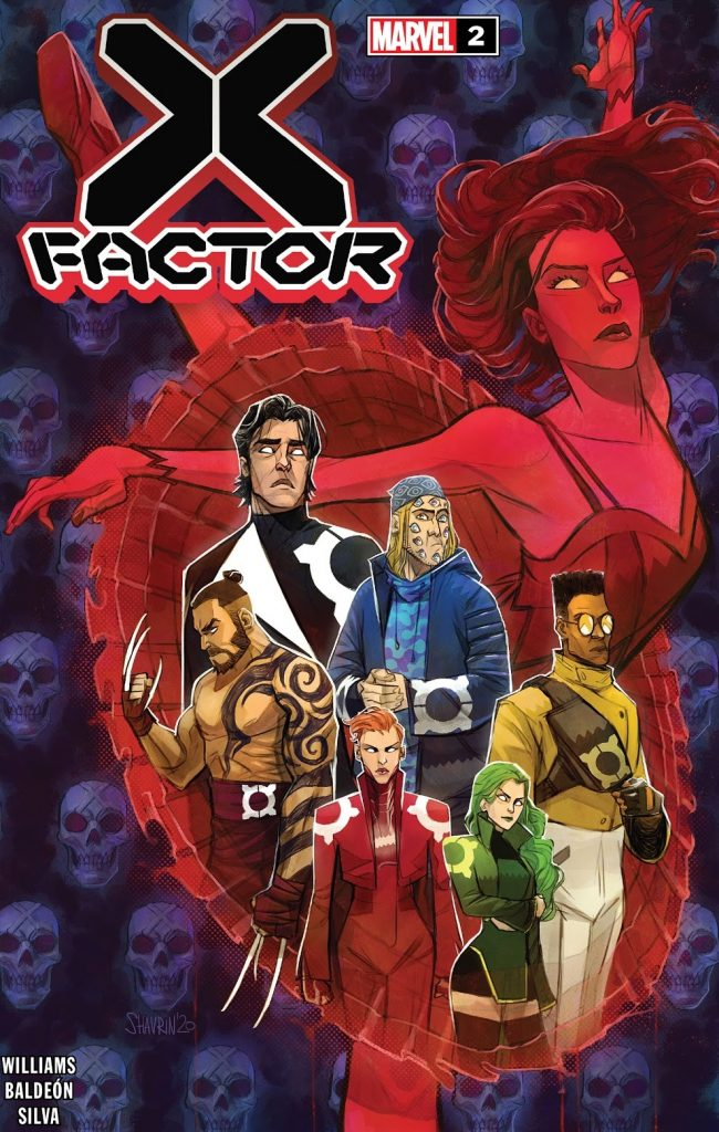 x-factor issue 2
