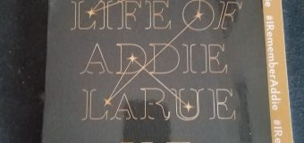 Win a copy of The Invisible Life of Addie LaRue by VE Schwab!