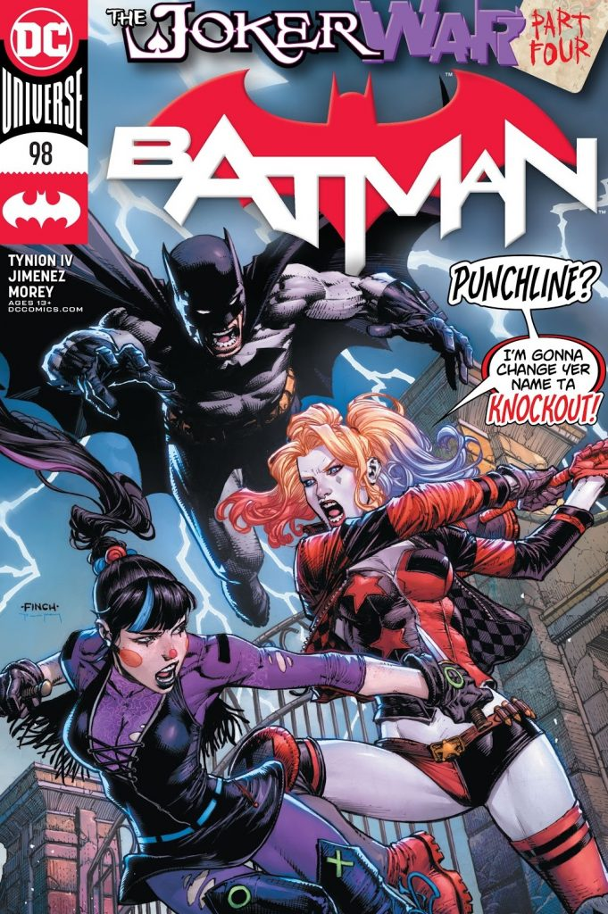 Batman Issue 98 review