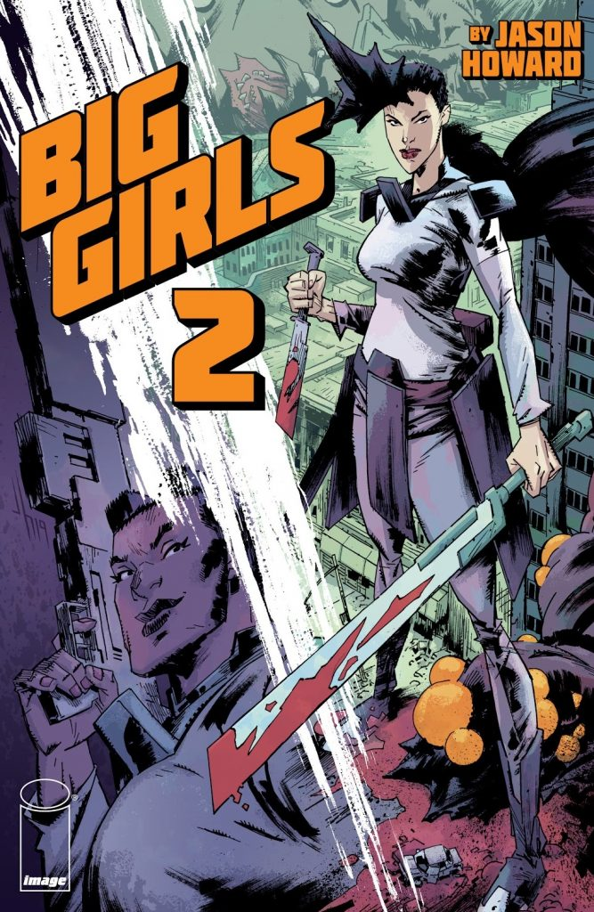 Big Girls Issue 2 review