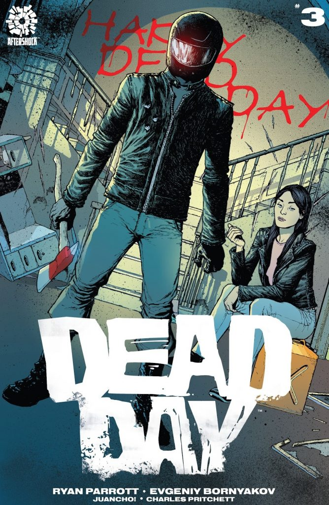 Dead Day Issue 3 review