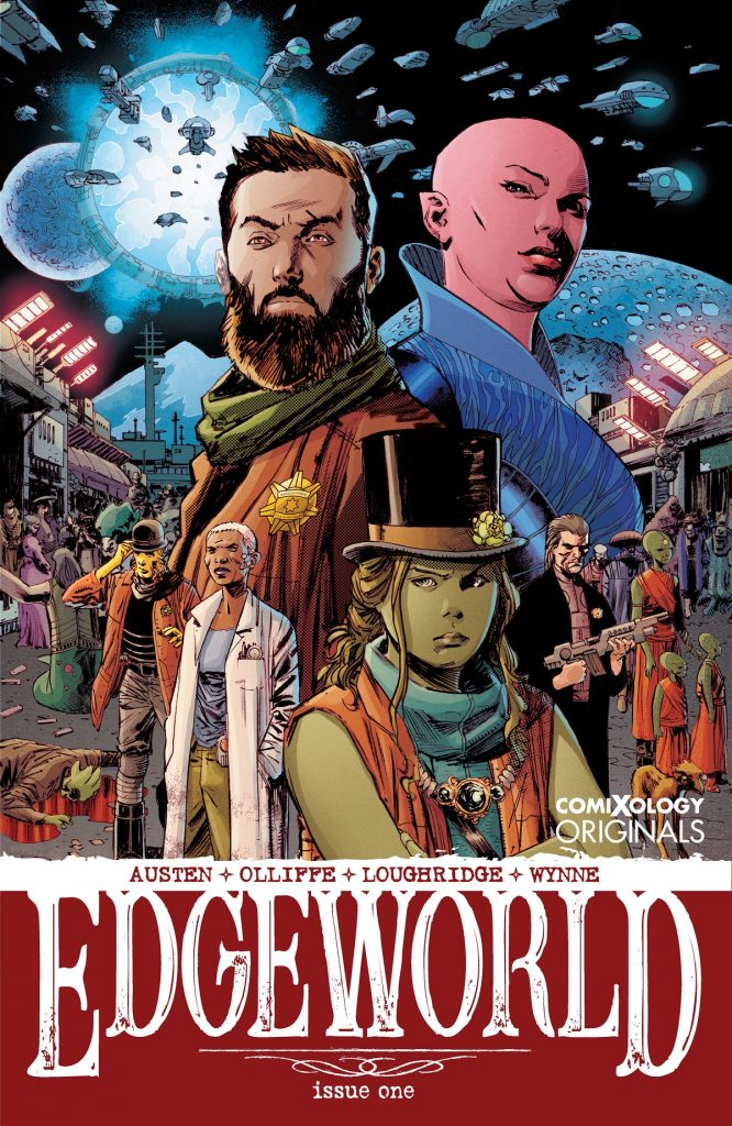 Edgeworld Comixology