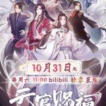 TGCF on Bilibili Heaven Official's Blessing Tian Guan Ci Fu