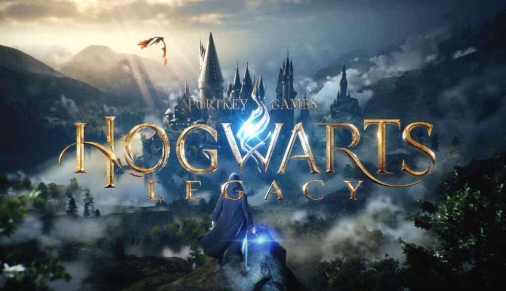 Hogwarts Legacy game trailer