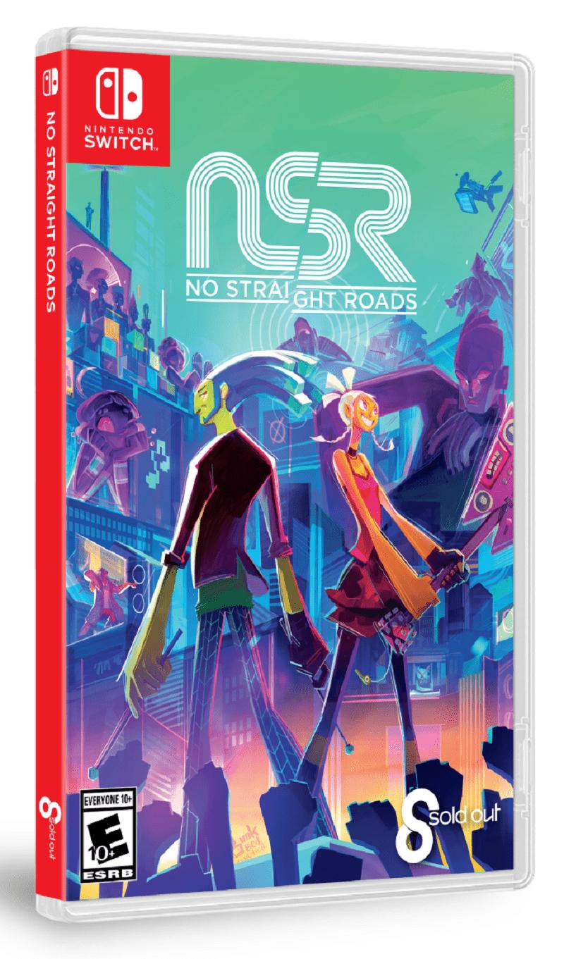 No Straight Roads Nintendo Game review