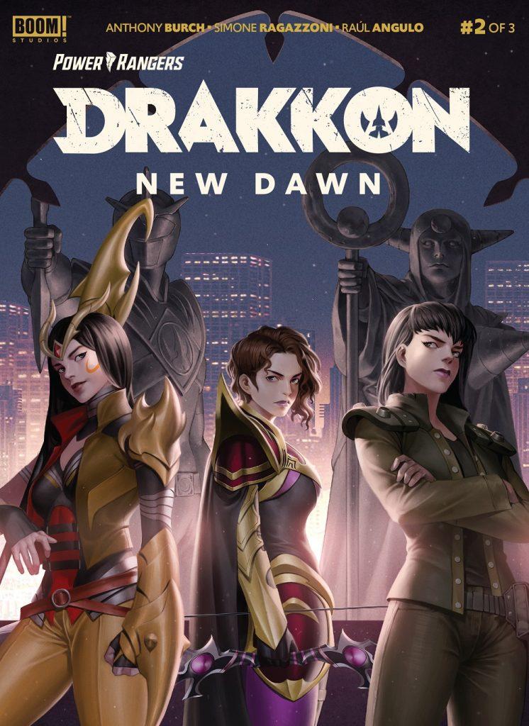 Power Rangers Drakkon New Dawn Issue 2 review