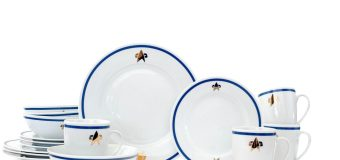 """Star Trek"" 16 Piece Dinnerware Set Available at Toynk!"