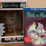 Rick and Morty Season 4 Blu-ray review