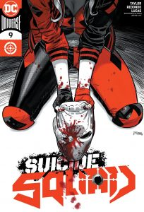 suicide squad issue 9 review