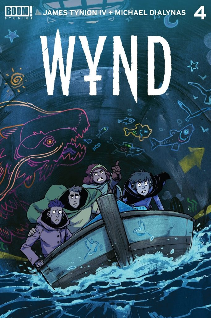 Wynd Issue 4 review