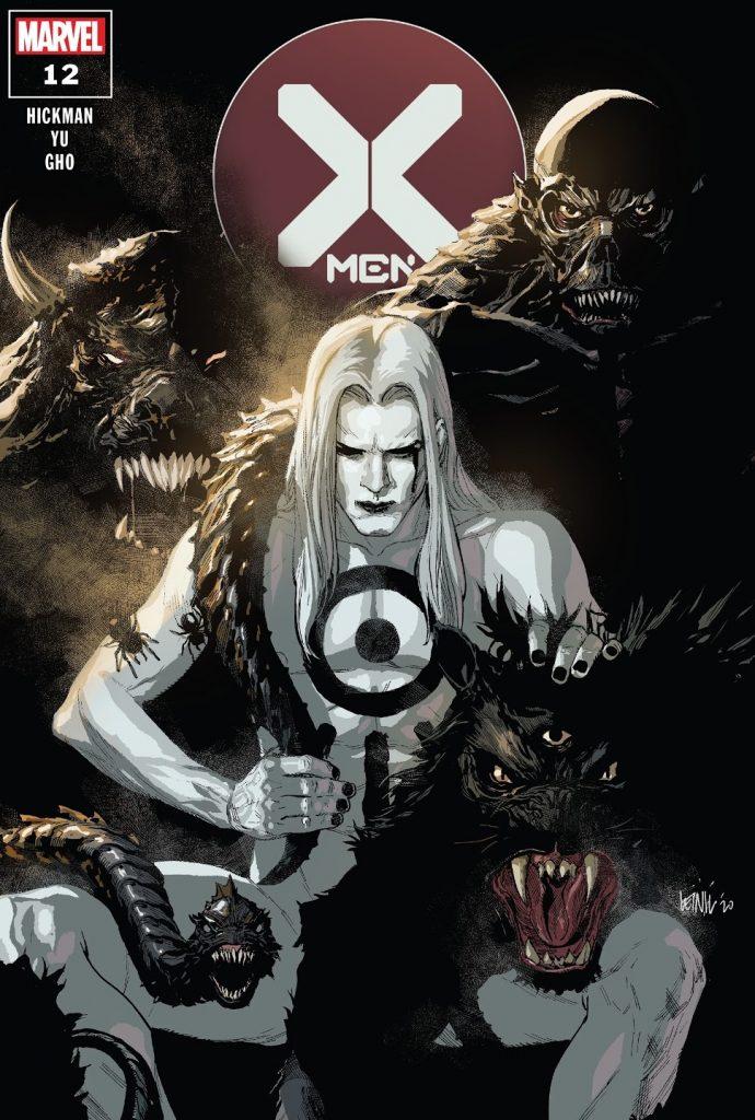 X-Men Issue 12