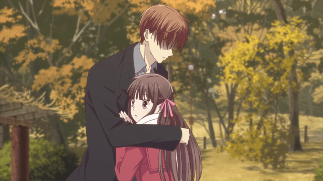 I'm Different Now Fruits Basket