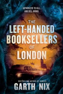 Left-Handed Booksellers of London