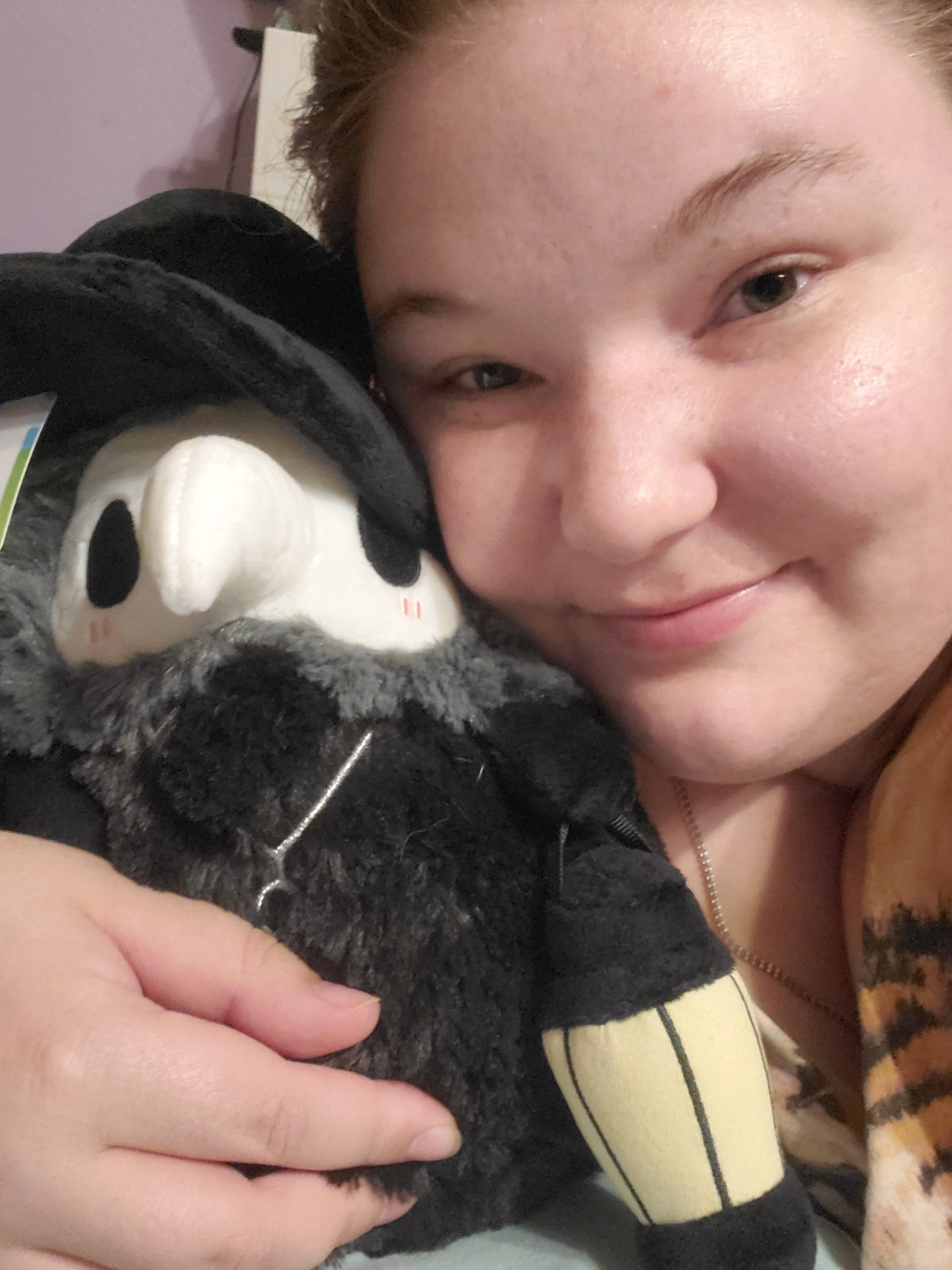 Squishable selfie