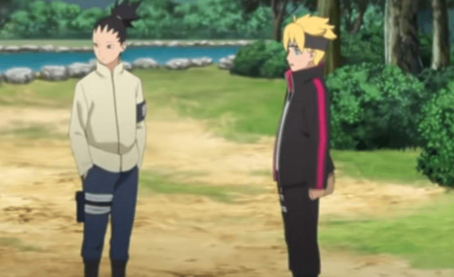 A Joint Mission With the Sand Boruto anime 169 reviwe