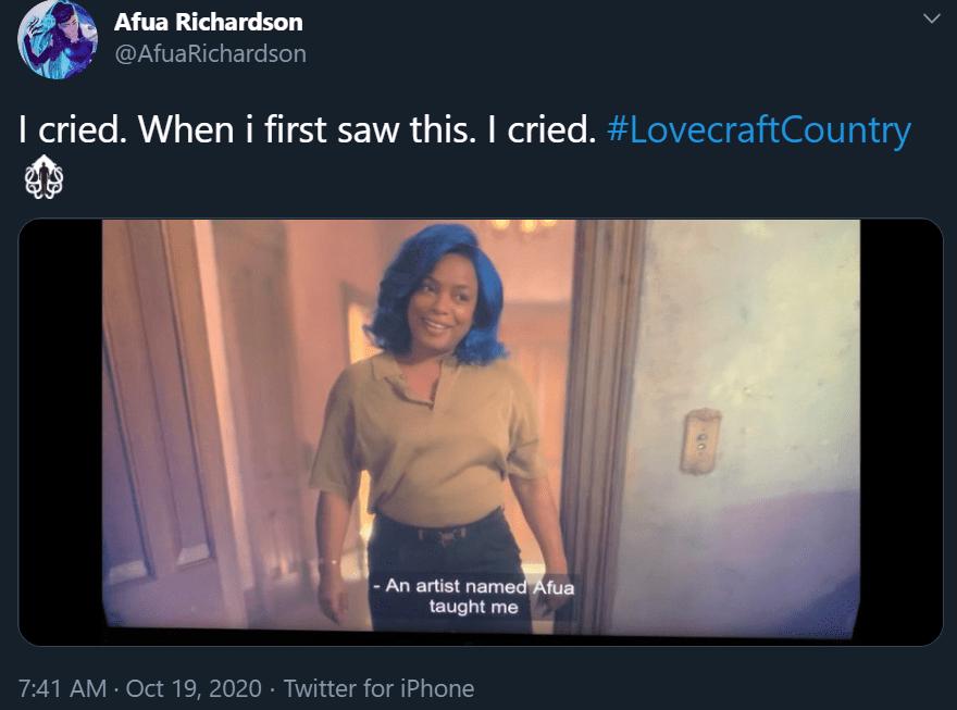 Afua Richardson