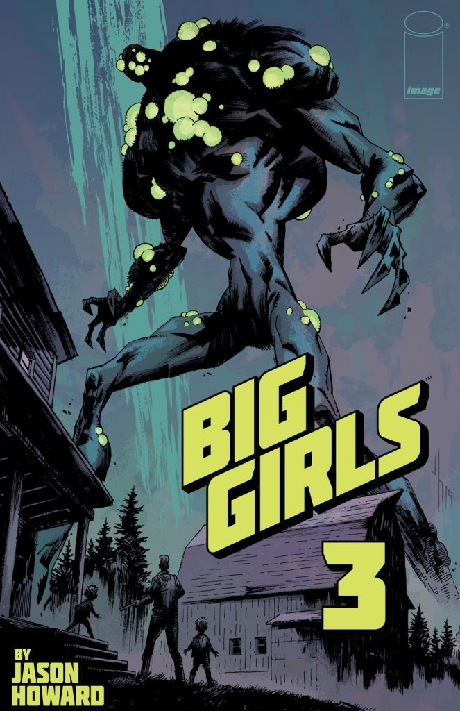 Big Girls Issue 3 review