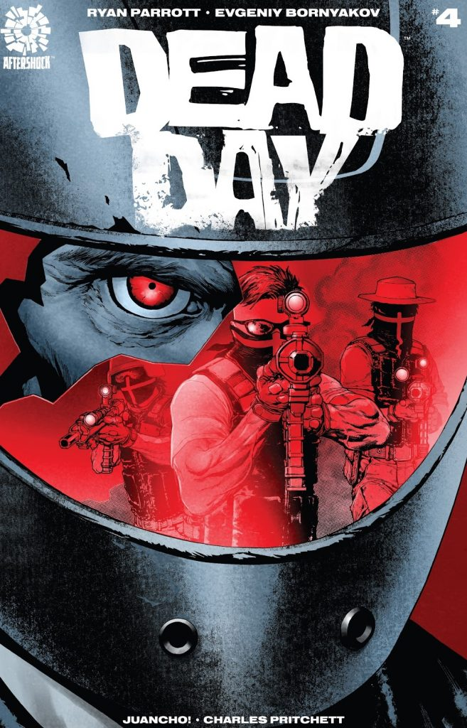 death day issue 4 review