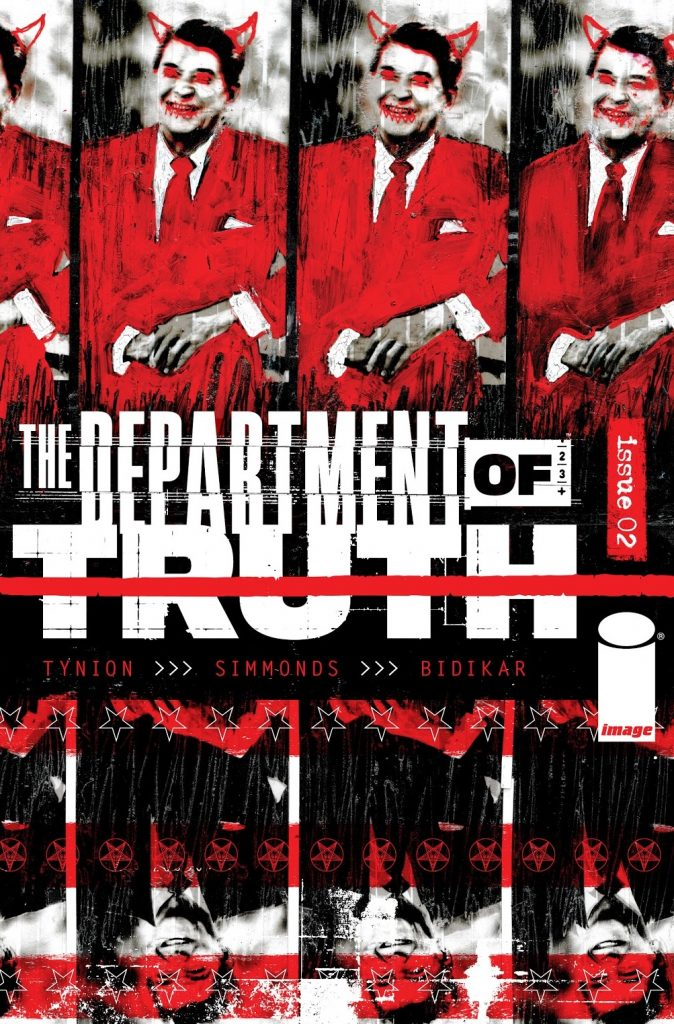 department of truth issue 2 review